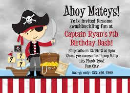 printable birthday invitations little boys pirate party invites printable boy birthday invitation