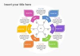 Free Special Circle Spoke Diagram Templates