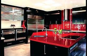 red kitchen accessories and black kitchen decoration medium size red kitchen accessories and black turquoise gingham modern kitchen walls accents blue