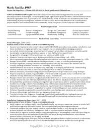 Free Telecommunications Manager Resume Telecommunications Manager