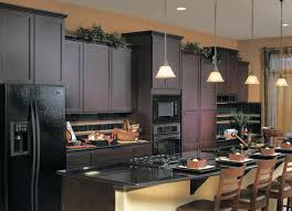 painted kitchen cabinets with black appliances in ideas with regard to modern kitchen with black appliances