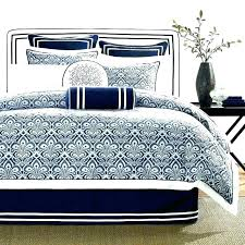 navy blue and white bedding king quilt california