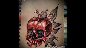 значение татуировка яблоко