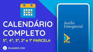 Caixa divulga novo calendário do auxílio emergencial | Farol Notícias | O  jornal digital de Itaporanga, Itaí e região