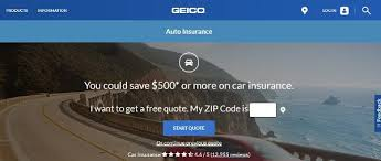 Geico Car Quote Gorgeous Geico Auto Insurance Reviews Of 48 Cheapest Quotes