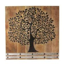30 in h x 30 in w arbor tree of life wall