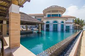 swimming pools in dubai. Contemporary Pools Dh59m Dubai Villa Has Palm Jumeirahu0027s Biggest Private Swimming Pool U2013 In  Pictures To Swimming Pools In