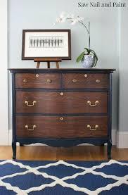 dark blue dresser. Brilliant Dark Vintage Dresser Restoration Before And After Painted Furniture  Repurposing Upcycling In Dark Blue Dresser A