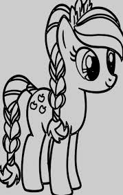 My Little Pony Coloring Pages Twilight Sparkle Pin By Amit Thakur On
