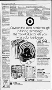 Color C Lector Chart St Cloud Times From Saint Cloud Minnesota On December 14