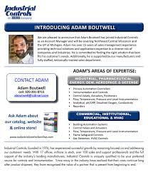 Industrial Controls » Introducing-Adam-Boutwell
