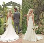 Southern country style wedding dresses