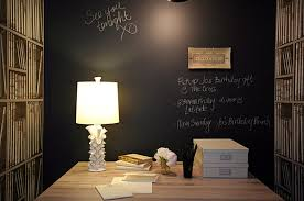 chalkboard paint office. view in gallery chalkboard paint office