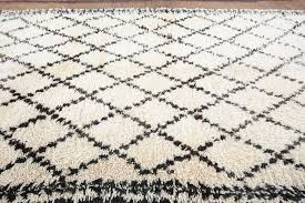 wondrous black and white moroccan rug benni tags tuscan