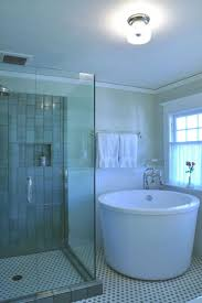 ... Bathtubs Idea, Mesmerizing Small Corner Tubs Low Price Home Utilities  With Blinds And Shower And ...
