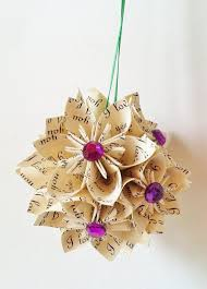 Small Picture Best 20 Paper christmas decorations ideas on Pinterest