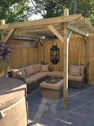 40 Dream Pergola Plans OUTDOOR IDEAS Pinterest Backyard Impressive Small Backyard Decks Patios Remodelling