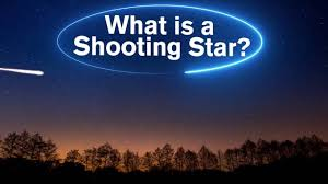 what is a shooting star what is a shooting star
