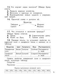 Окружающий мир класс Проверочные и диагностические работы к  ВКонтакте