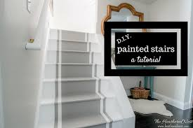 painted basement stairs. Fine Painted Diy Paint Basement Stairs Ideas Inside Painted