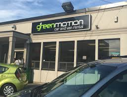 Green Motion Green Motion Car Rental Officially Launches At
