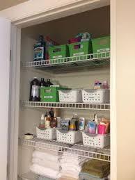 bathroom closet organization ideas. Beautiful Closet Organized For Life Bathroom Closet Organization Tips In Ideas L