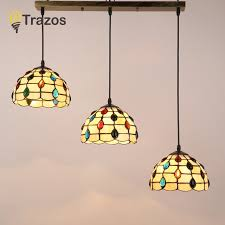 mediterranean style lighting. Tiffany Mediterranean Style Natural Shell Pendant Lights Lustres Night Light Led Lamp Floor Bar Home Lighting S
