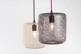 hand blown glass pendant lighting. Hand Blown Lighting. Keep Cane Drum Pendant Glass Lighting L