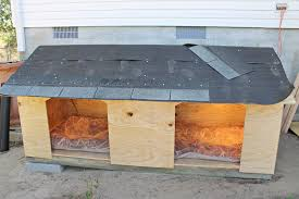double dog house plans. Dog House In The Making.10.Find Plans And Instructions At Www.intelligentdomestications Double