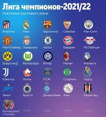 Среди всех футбольных турниров лига чемпионов всегда выделяется на общем фоне. 6nvtyuscgabaim