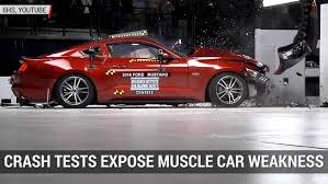 dodge rampage 2016. iihs crashtests expose american muscle carsu0027 weaknesses autoblog minute dodge rampage 2016