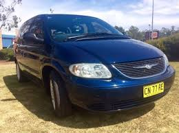2018 chrysler grand voyager. beautiful 2018 2004 chrysler voyager se 7 seater wagon auto 2018 rego bargain on chrysler grand voyager
