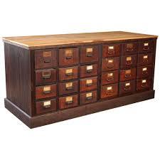 vintage wooden furniture. modren wooden apothecary cabinet vintage wooden storage store counter multidrawer in furniture