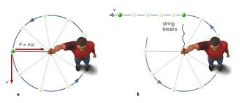 ball on a string. it\u0027s because the forces acting on ball are same, i\u0027ll explain this, but look at this as an example: a string y