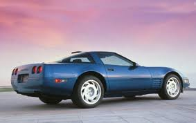 1994 Chevrolet Corvette - Information and photos - ZombieDrive