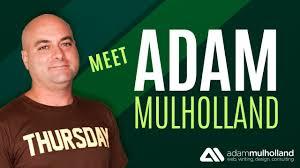Meet Adam Mulholland - YouTube