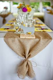 Weekday Wreckers Burlap Table Cloth
