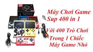 Thế Giới Đồ Chơi Xe Và Phụ Kiện Công Nghệ Racing Group - Máy Chơi Game Sup  - 400 Trò Chơi