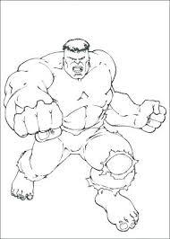 Hulk Coloring Page Hulk Coloring Pages Free Printable Book Plus