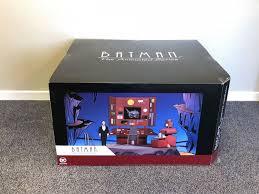 batman the animated series batcave set