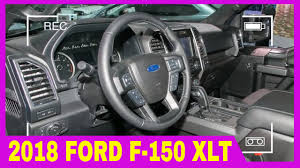 2018 ford xlt f150. brilliant ford the new 2018 ford f150 xlt interior and exterior visual review 2017 to ford xlt f150 i