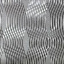 arthouse 294501 metallic foil wave