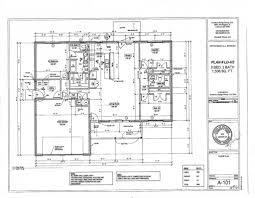little dixie self help housing floor plan 1