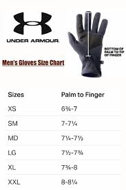 Under Armour Blue Black Engage Coldgear Infrared Touchscreen Running Gloves