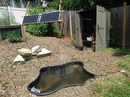 Solar panels supply the energy for the STEP Warmfloor radiant heating  elements in the chicken coup and aquaponics setup for raising tilapia