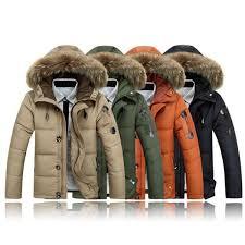 Зимние <b>мужские Down Куртка мужская</b> меховой воротник с ...