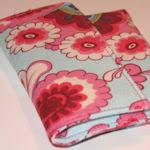 Free Wallet Patterns Classy 48 Fabric Wallet Checkbook Covers Free Patterns TipNut