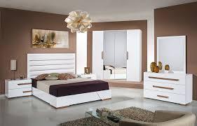 White Gloss Bedroom | High Gloss Bedroom Furniture Set | White ...