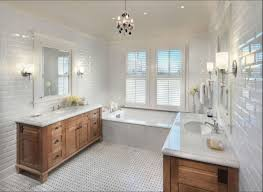 floor to ceiling subway tile bathroom. subway tile bathroom floor slanted to ceiling window etched metal wall square wooden frame flower t