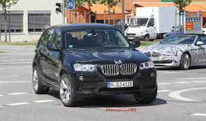 Sport Series 2012 bmw x3 : First Real Life Pics of 2012 BMW X3